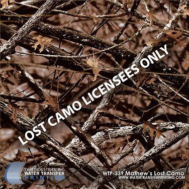 WTP-339 Mathew's Lost Camo
