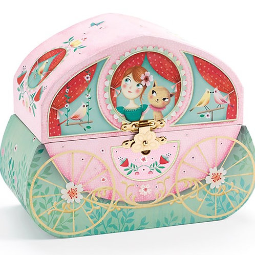 Musical Jewelry Box - Carriage Ride