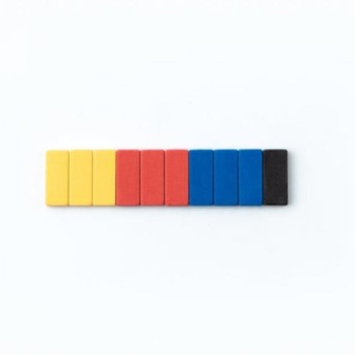 Blackwing Replacement Erasers (Set of 10)