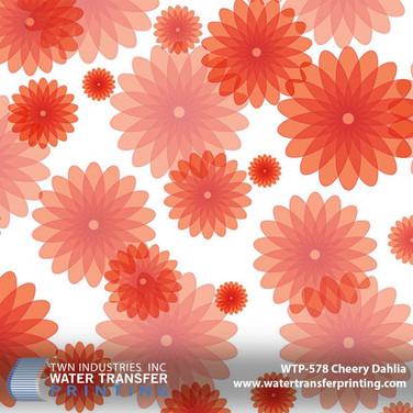 WTP-578 Cheery Dahlia