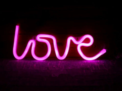 Love Neon LED Sign