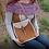 Thumbnail: Handmade Alpaca Vest and Matching Bag (fawn)