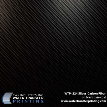 WTP-224 Silver Carbon Fiber