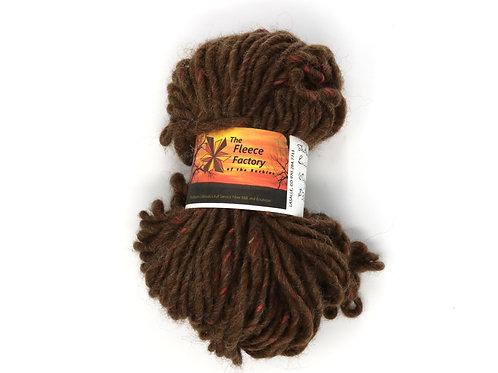 Shetland Silk Bulky Single - Brown/Pink