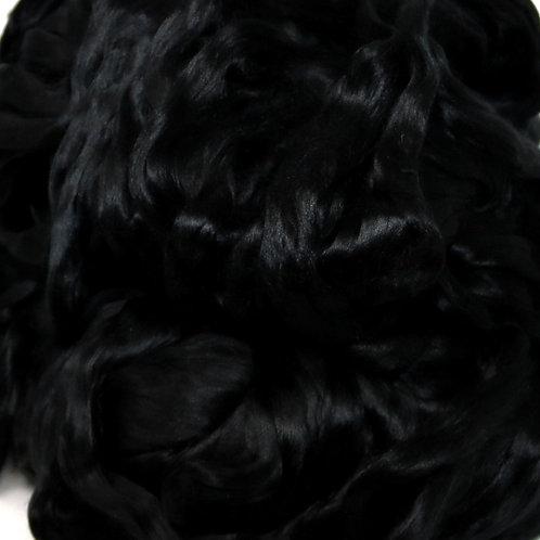 Cultivated Silk - Black