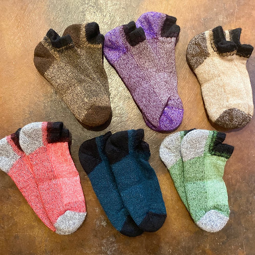 Phoenix No-Show Socks