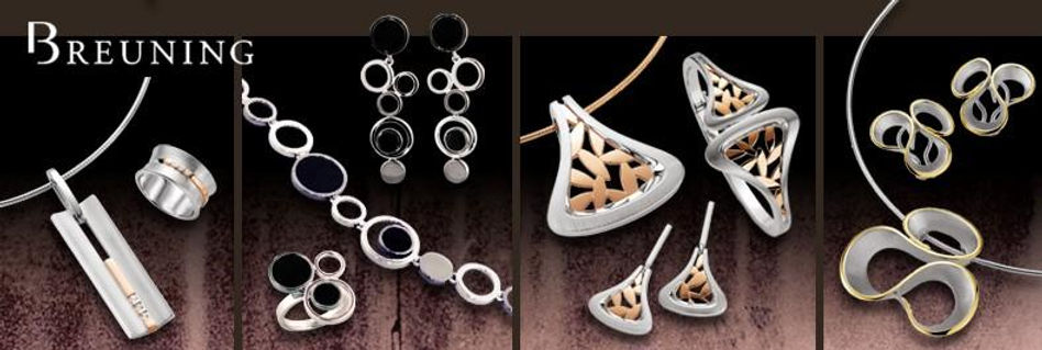 Breuning jewelry at Weiss Jewelers