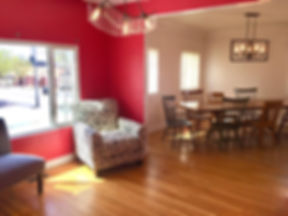 AEI art parties, meeting facility