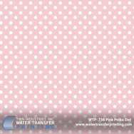 WTP-738 Pink Polka Dot
