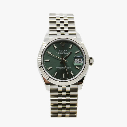 Rolex Oyster Perpetual Datejust Womens Watch - Model 124300