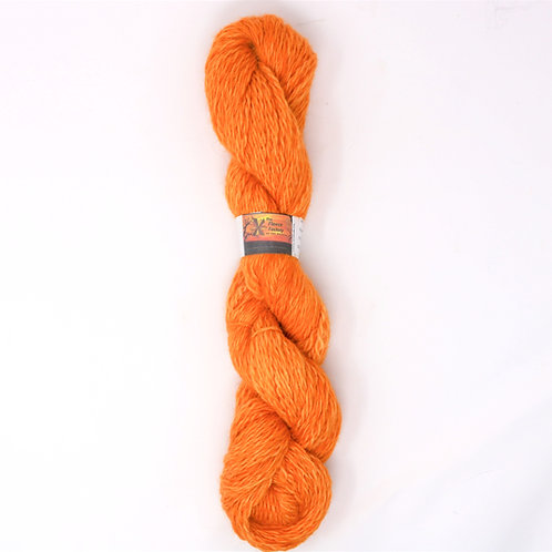 Alpaca 2-Ply Worsted  - Citric