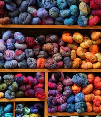 The Fleece Factory of the Rockies - custom milled yarns