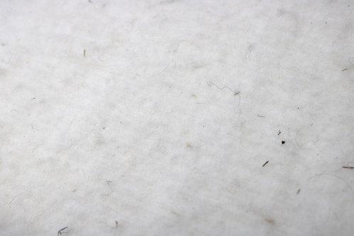 Alpaca Needle Punch Quilt Batt/Tulle (white)