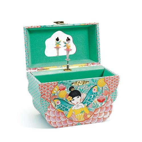 Musical Jewelry Box - Flowery Melody