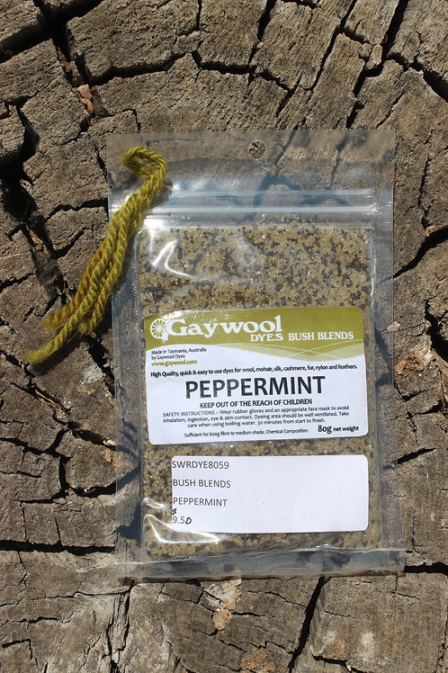 Gaywool Dyes Bush Blends - Peppermint