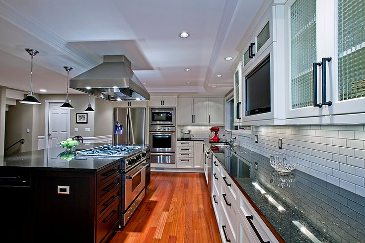 McHugh Remodeling Kitchen