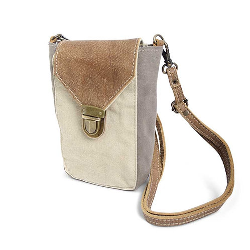 Weathered Cell Phone Bag