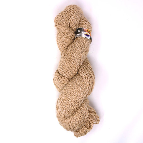 Alpaca 2-Ply Bulky - Light Fawn