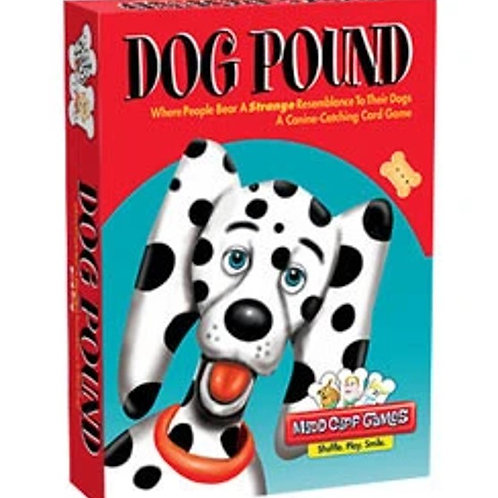 Dog Pound - Card Game