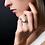 Thumbnail: Aqua Larimar Ring