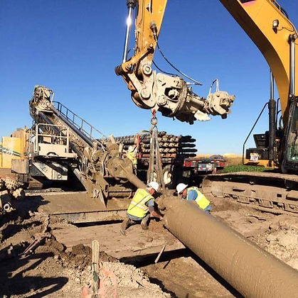 Flatirons Driling Inc | HDD, Rock Drilling, Mainline pipeline & Pre-engineering plan & profile