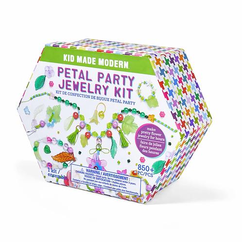 Kid's Art Kit - Petal Party Jewelry Kit