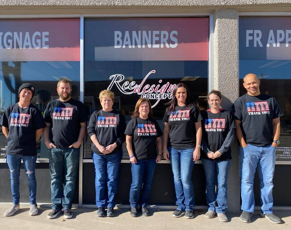Reedesign Concepts - Greeley CO Full Service Print Shop
