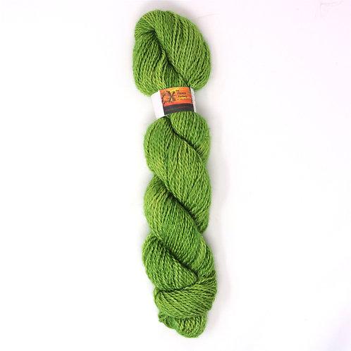 Alpaca/Mohair 2-Ply Sport  - Salida Green