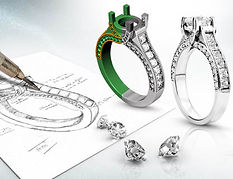 jewelry design - weiss jewelers
