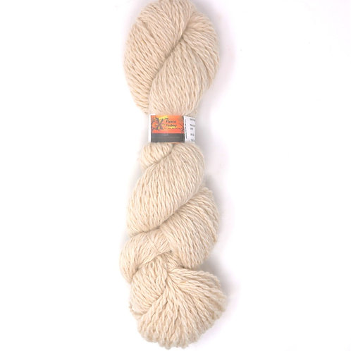 Alpaca 2-Ply Fingerling  - Beige