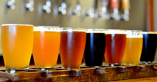 G5 Brew Pub, on tap, beer selection