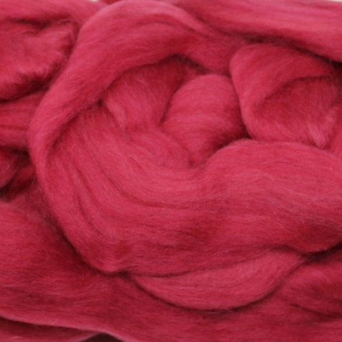 Dyed Corriedale - Crab Apple