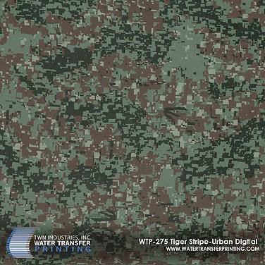 WTP-275 Tiger Stripe Urban Digital