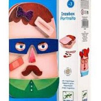 Inzebox Portraito Activity Toy