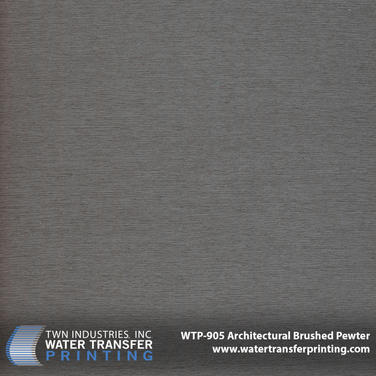 WTP-905 Architectural Brushed Pewter