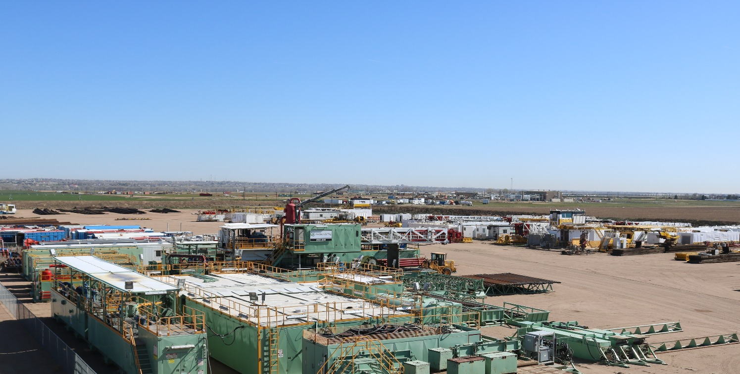 oilfield transportation & storage