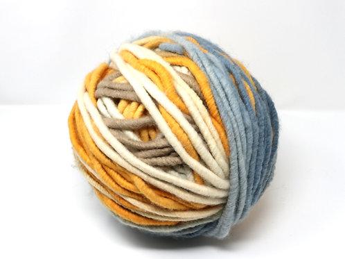Superwash Wool Rug Yarn - Warming Up 2U