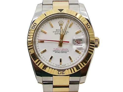 Rolex Oyster Perpetual DateJust Mens Watch - Model 116263