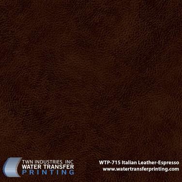 WTP-715 Italian Leather Espresso