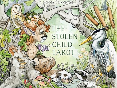 Illustrated Cards - The Stolen Child Tarot