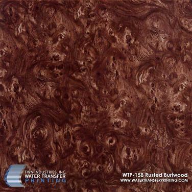 WTP-158 Rusted Burlwood