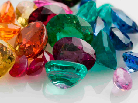 Treasured Birthstones