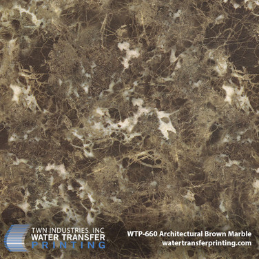 WTP-660 Architectural Brown Marble