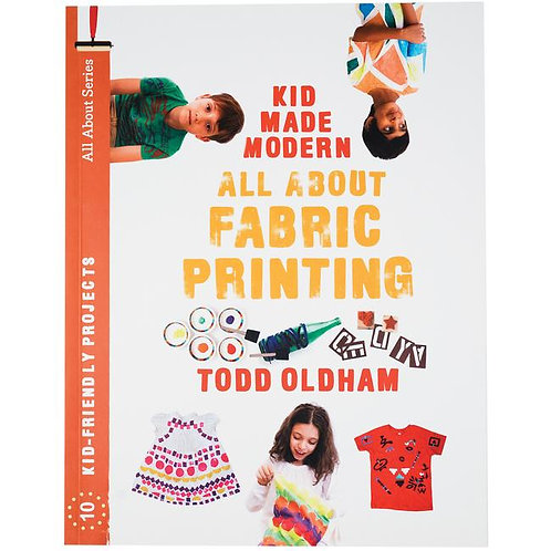 Book - All About Fabric Printing