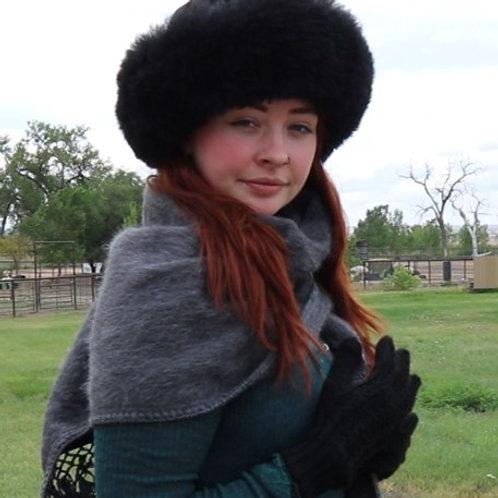 Peruvian Russian Style Hat (black)