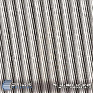WTP-193 Carbon Fiber Triangles