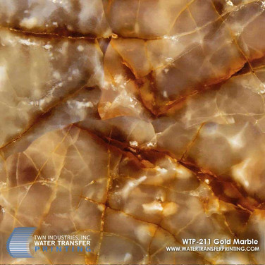 WTP-211 Gold Marble