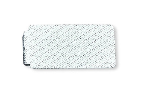 Money Clip - Decorative Sterling Silver Rhodium Plated
