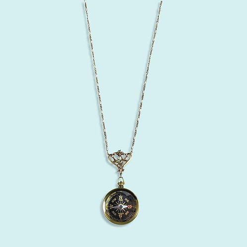 Compass Necklace - Ornamental Things