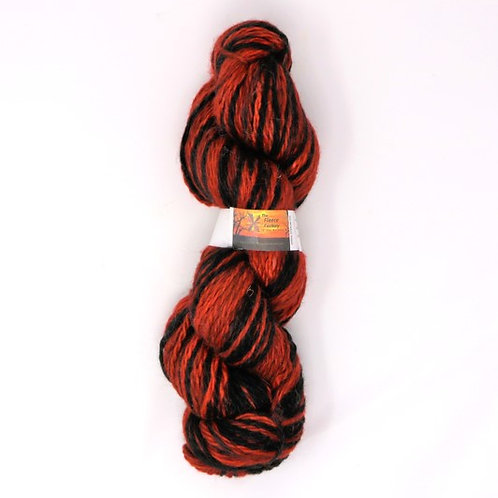 Alpaca 2-Ply Worsted  - Chinese Red